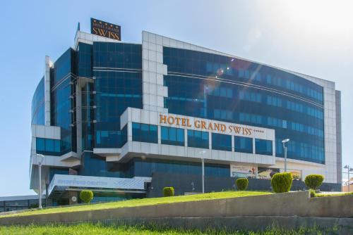 Hotel Grand Swiss, Shaqlawa