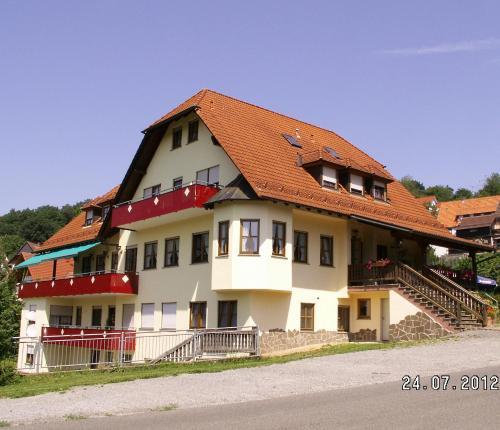 Landgasthof Zum Hirschen, Main-Spessart