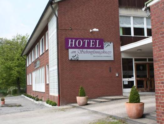 Hotel am Siebenpfennigsknapp, Unna
