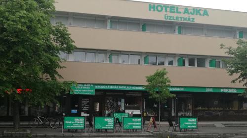 Hotel Ajka, Ajka
