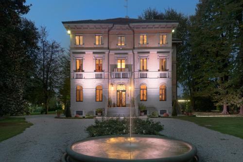 villa paola, Padua