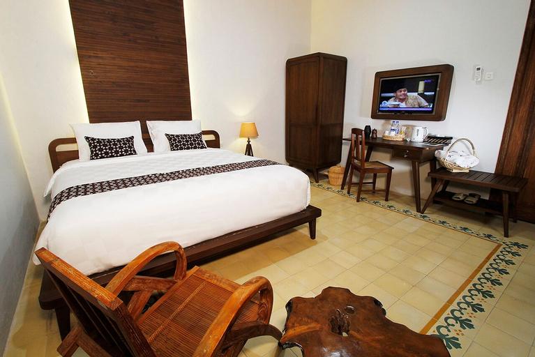Joglo Mandapa Boutique Hotel & Resto, Bantul