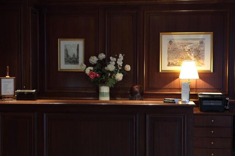 Best Western Amiral Hotel, Paris