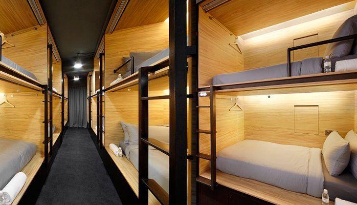 D Beds Hostel by Soscomma, Badung