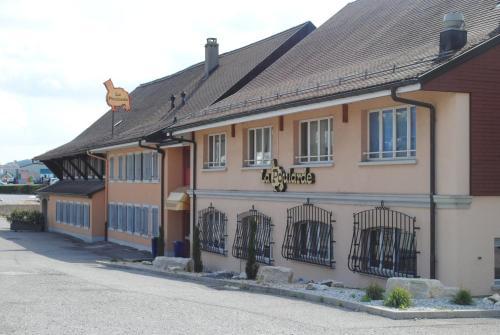 Motel - Hotel La Poularde, La Glâne