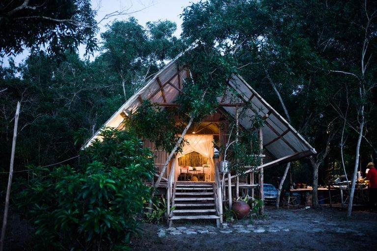 Eco Beach Tent by Billiton, Belitung