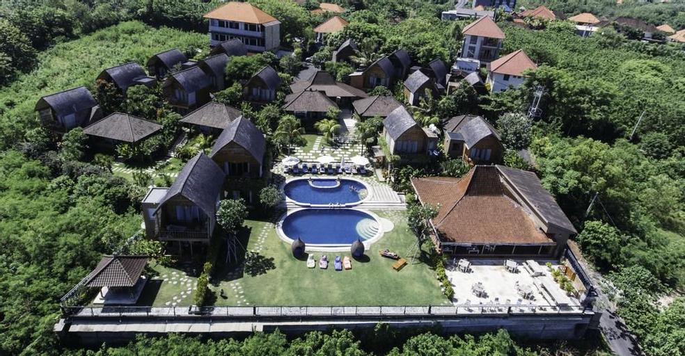 De Sapphire Cliff Villa by Danapati, Badung
