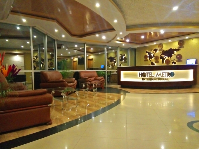 Hotel Metro International, Sylhet