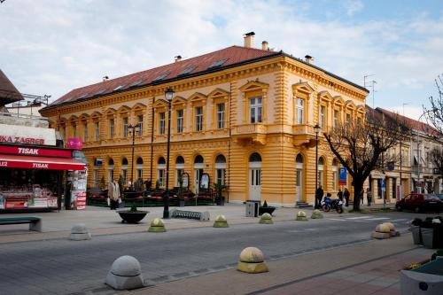 Rooms Slavonija, Daruvar