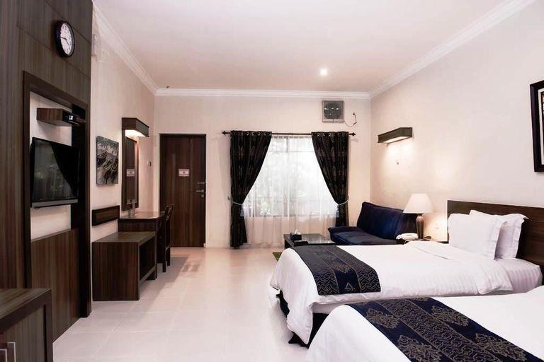 Hotel Atsari, Toba
