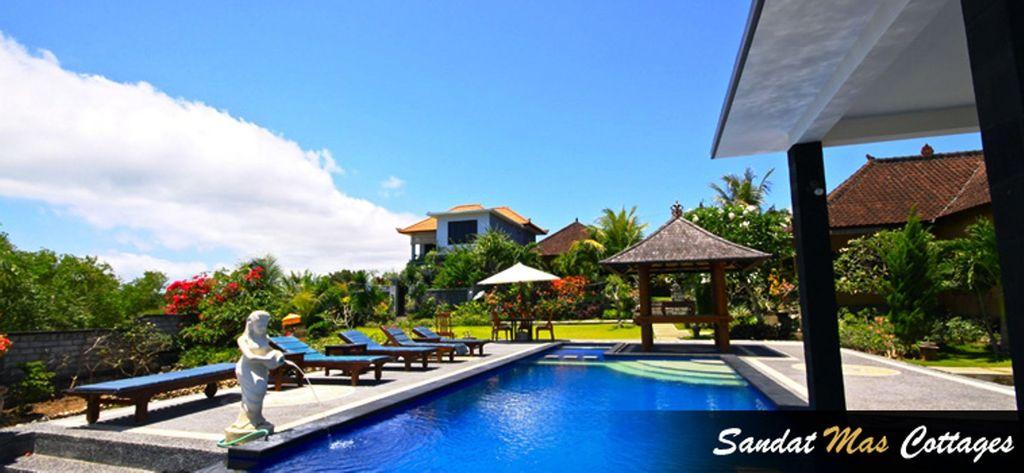 Sandat Mas Cottages, Badung