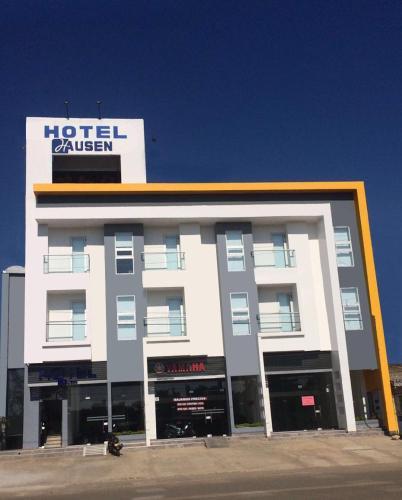 Hotel Hausen, Santa Cruz de Lorica