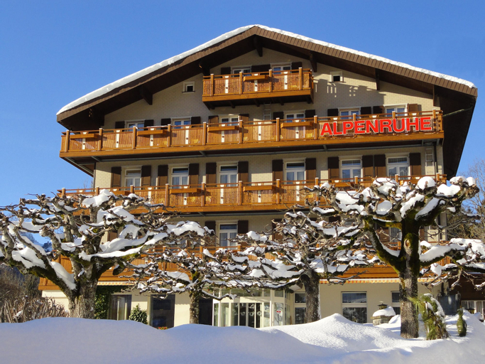 Alpenruhe Kulm, Interlaken
