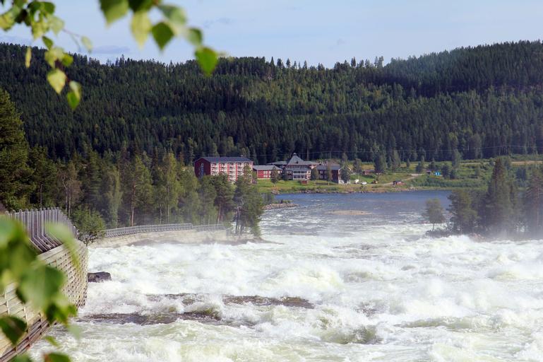 Storforsen Hotell, Älvsbyn