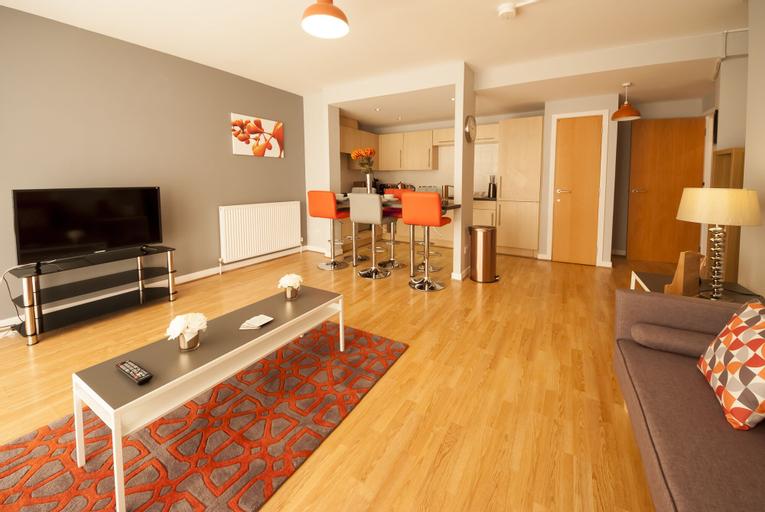 ByEvo Glasgow Airport Apartment 1, Renfrewshire