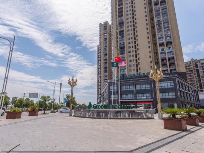 GreenTree Inn Fuzhou Gandong Bridge Express Hotel, Fuzhou
