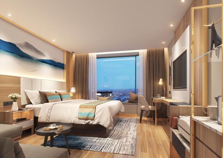 GreenTree Inn Suzhou changshu Xinzhuang Qingfangyuan Express Hotel, Suzhou