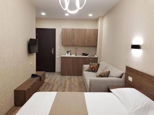 Crystal resort (4*) a409 apartment, Borjomi