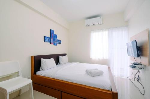 Homey Studio Apartment @ Bogorienze Resort By Travelio, Bogor