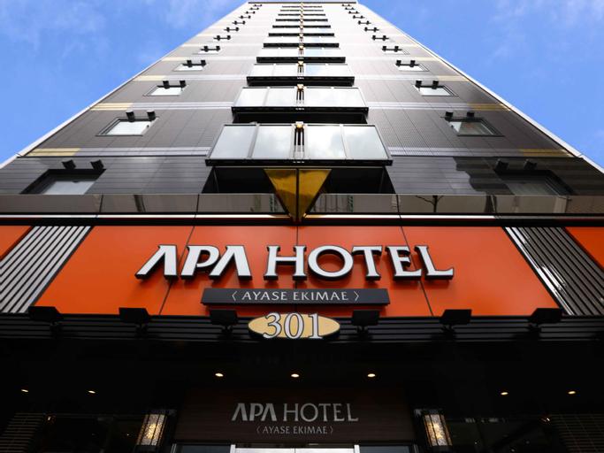 APA Hotel Ayase Ekimae, Adachi