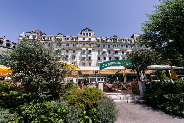 Hotel Eden Palace Au Lac, Pays-d'Enhaut