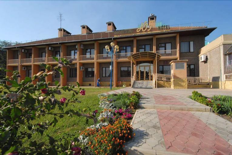 Yug Hotel, Krasnodar gorsovet
