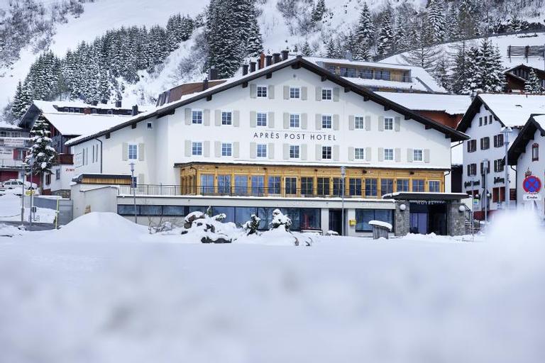 APRES POST HOTEL, Bludenz