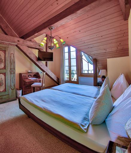 Hotel Belvedere, Interlaken