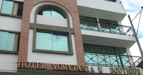 HOTEL YORYTANIA BOUTIQUE, Pitalito