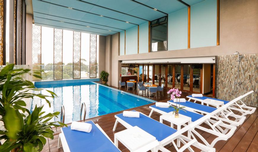 Orchids Saigon Hotel, Quận 3