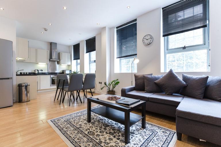 Stay Inn Apartments Aldgate, London