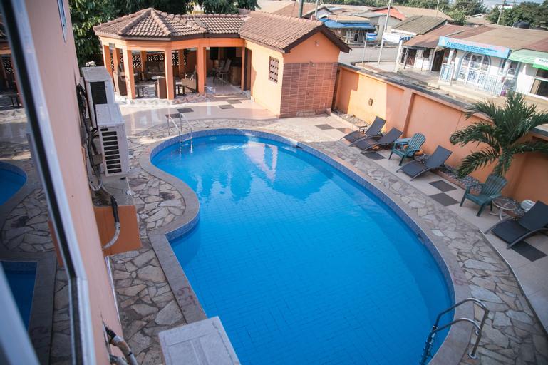 Tribeca Hotel, Accra