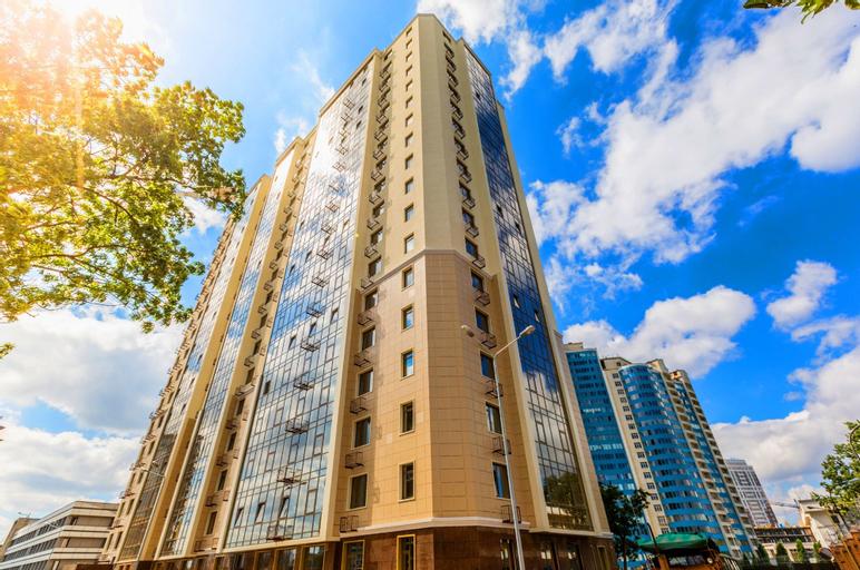 Barkar Apartments, Odes'ka