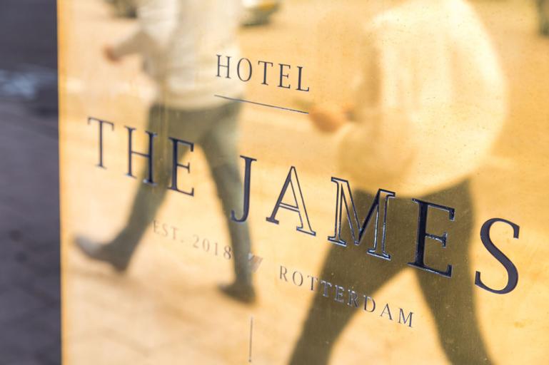 The James Hotel Rotterdam, Rotterdam