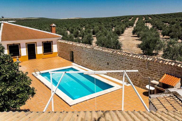 Villa en plena campiña andaluza, Jaén