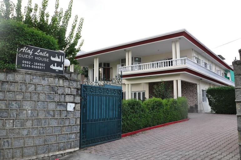 Alaf Laila Guest House, Hazara