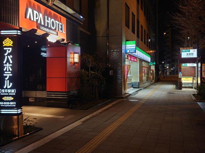 APA Hotel Asakusa-Ekimae, Taitō