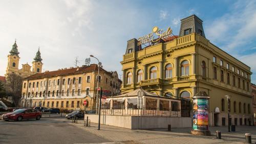 Grand Hotel Sole, Nitra