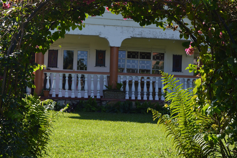 Colonial Residence, Entebbe