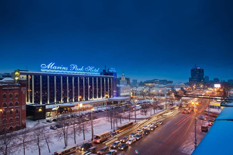 Marins Park Hotel Ekaterinburg, Ekaterinburg gorsovet