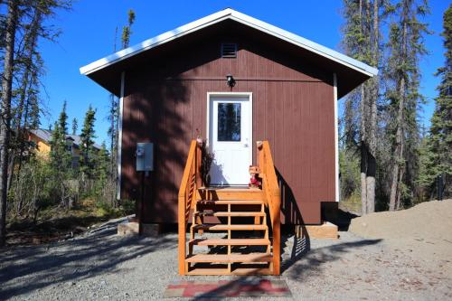 Black Spruce Cabin, Valdez-Cordova