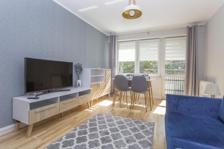 Central Rental - Apartament Rodzinny Chrobrego 16, Białystok