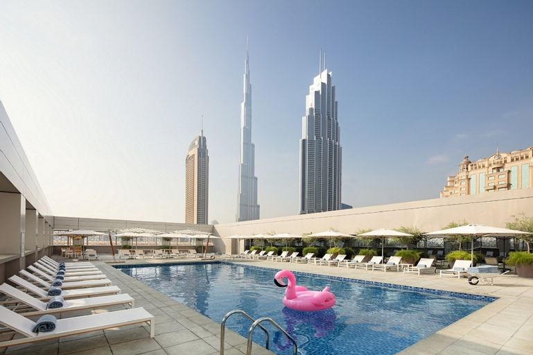 Rove Downtown Dubai,