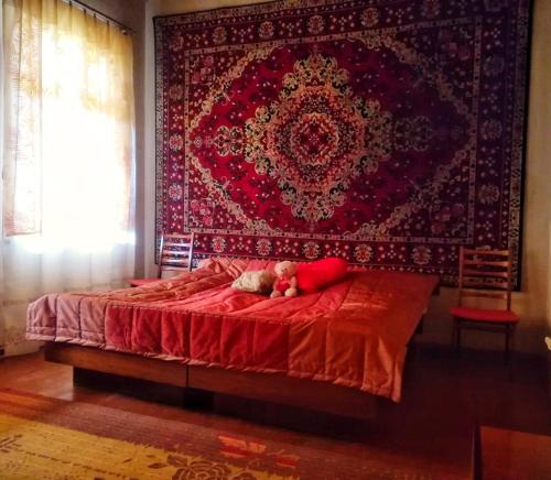 Barnovi Guest House, Kaspi