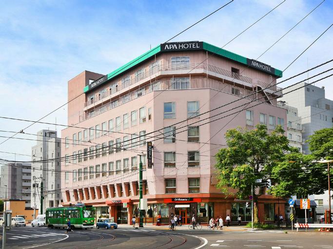 APA Hotel Sapporo Susukino-EkiNishi, Sapporo