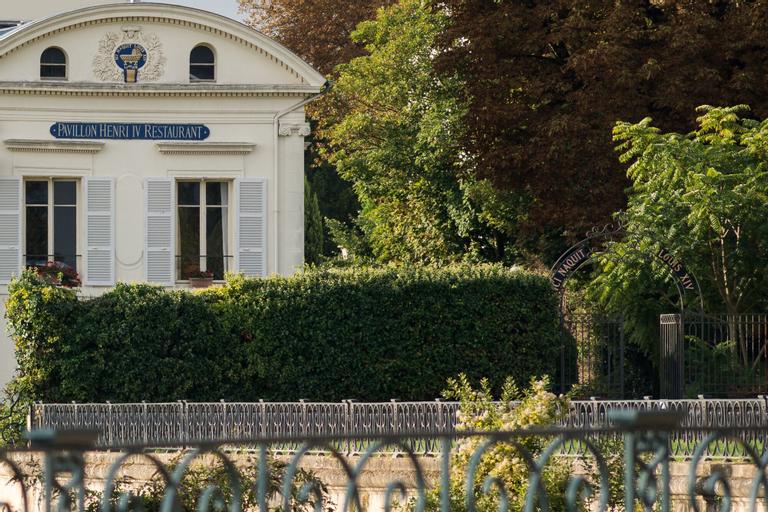 Pavillon Henri IV, Yvelines
