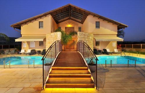 Elisheva Western Galilee Hotel,