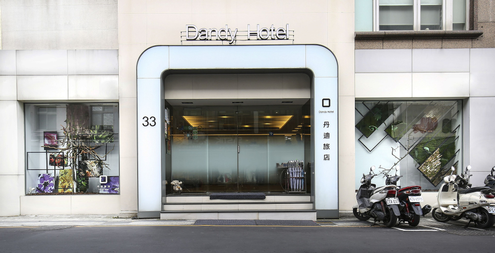 Dandy Hotel Daan Park Branch, Taipei City