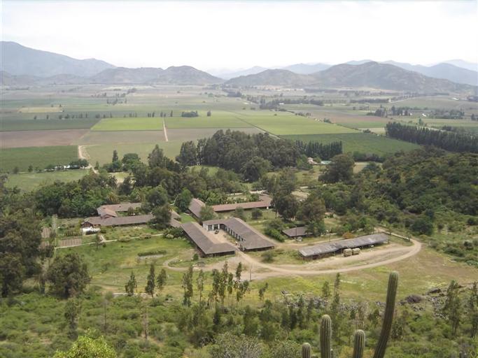 Hacienda Los Lingues Chili, Colchagua
