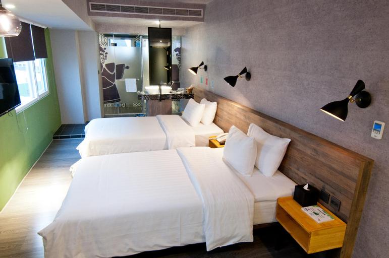 Huwei Hotel, Yulin